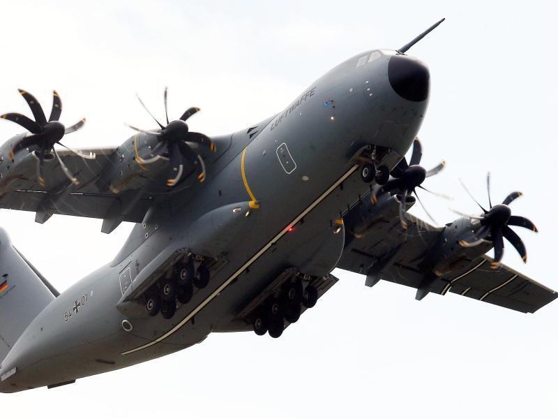 Bild zu Airbus A400M