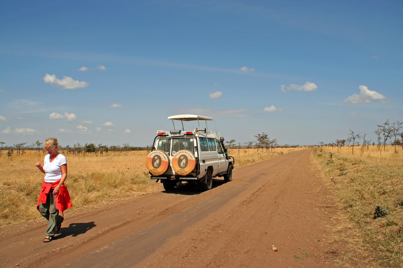 Bild zu Unterwegs mit dem Jeep durch die Nationalparks Tansanias