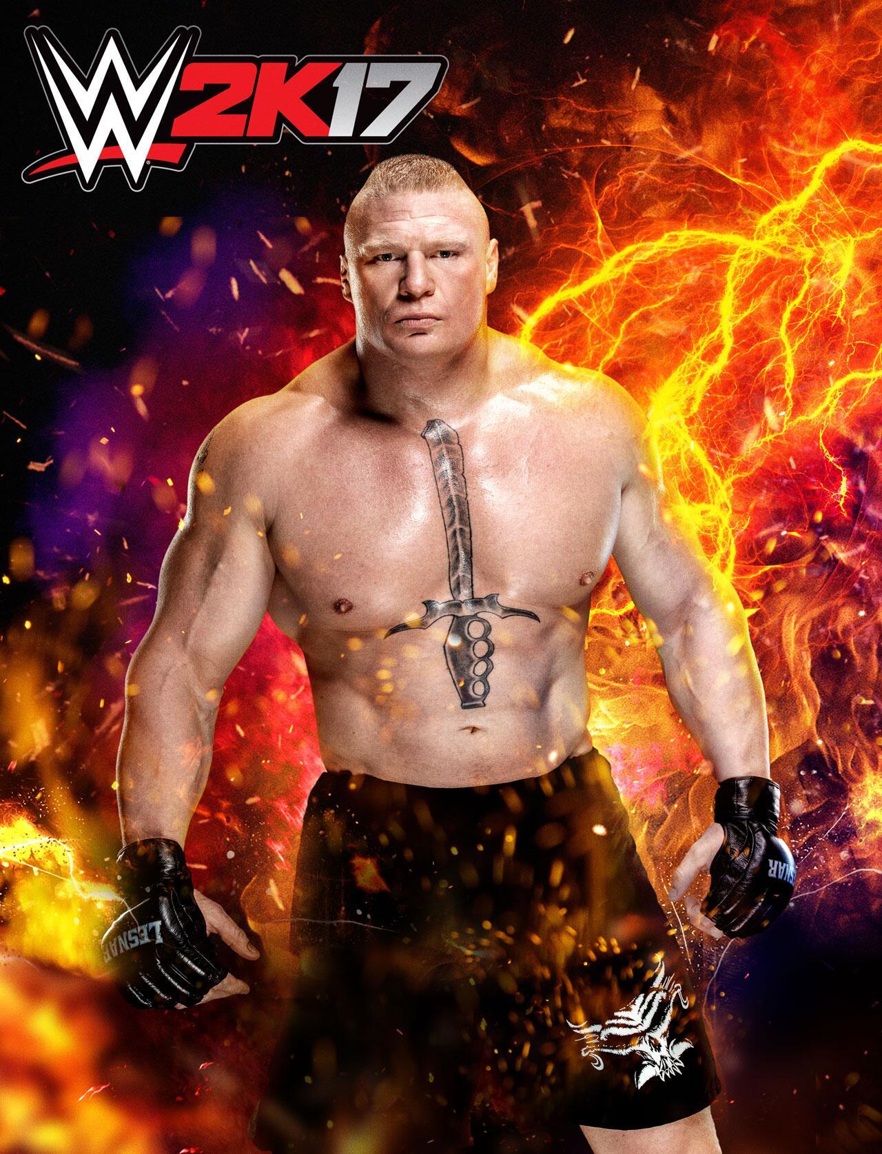Bild zu WWE 2K17
