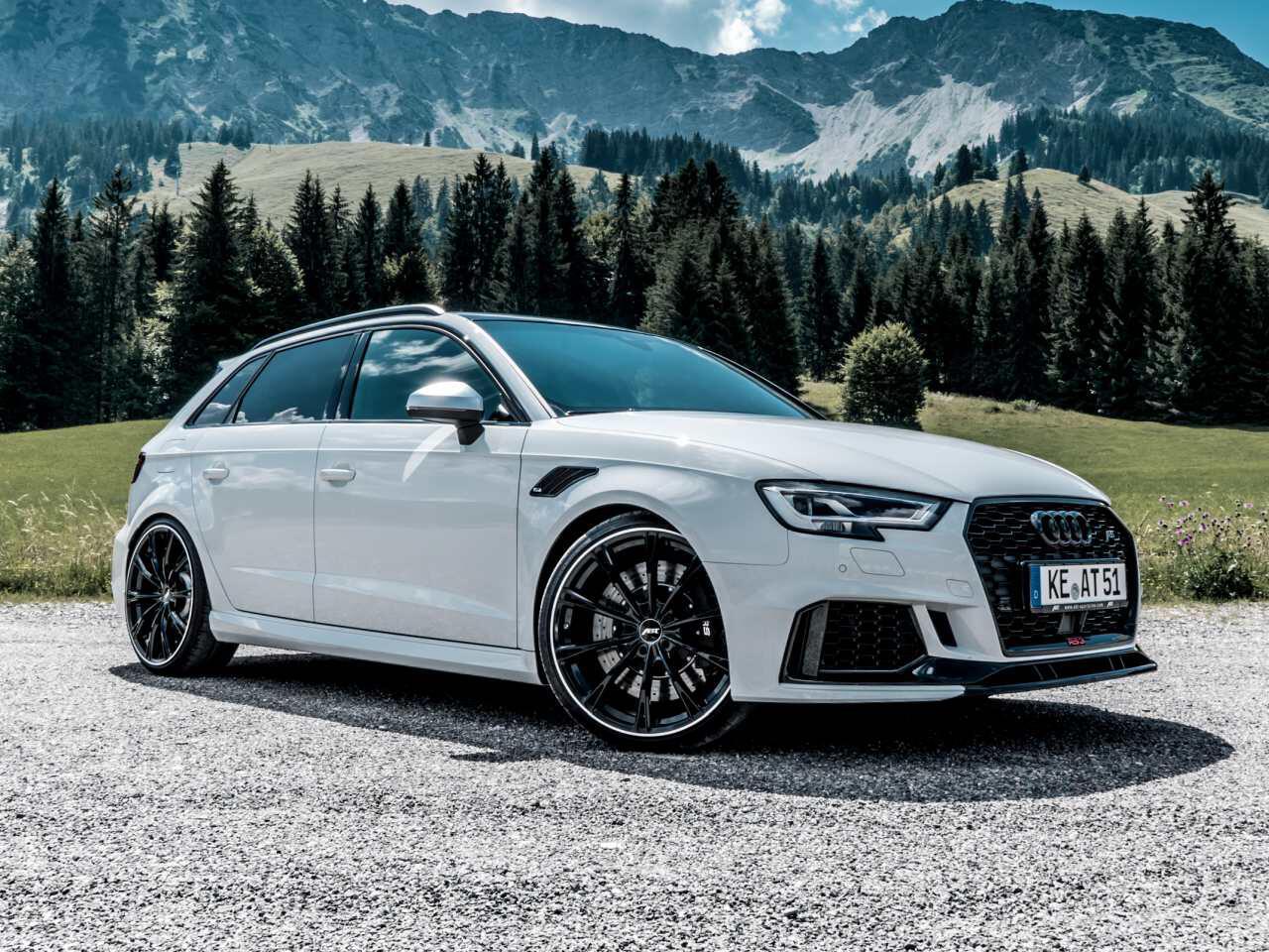 Bild zu Abt Audi RS3 Sportback Edelweiß