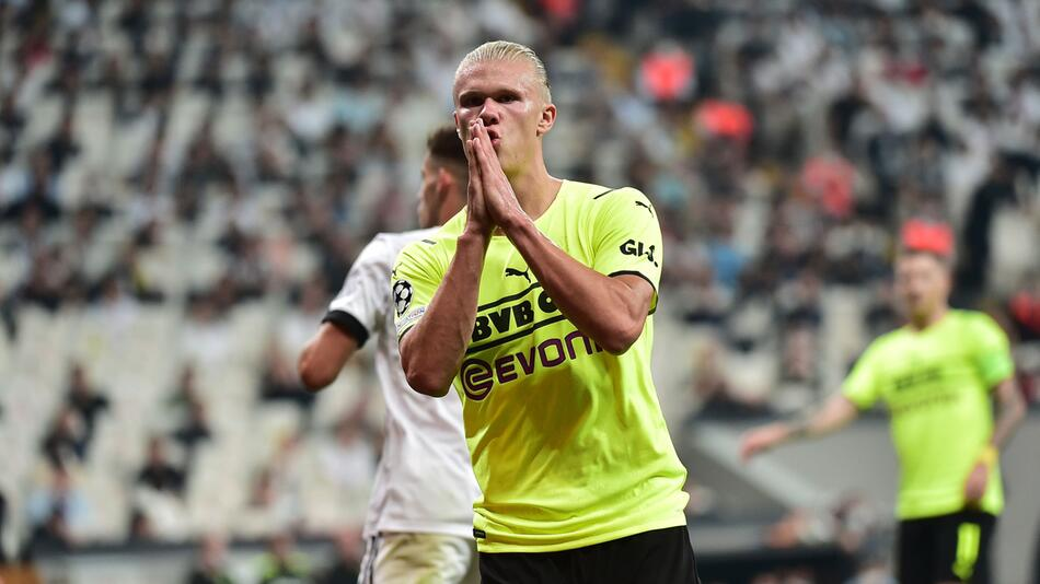 Besiktas Istanbul - Borussia Dortmund