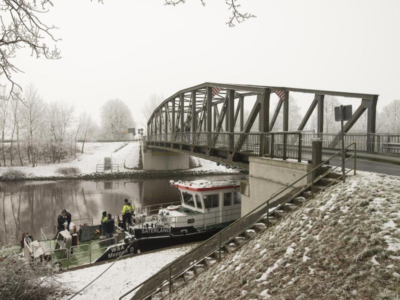 Bild zu Brücke bei Surwold