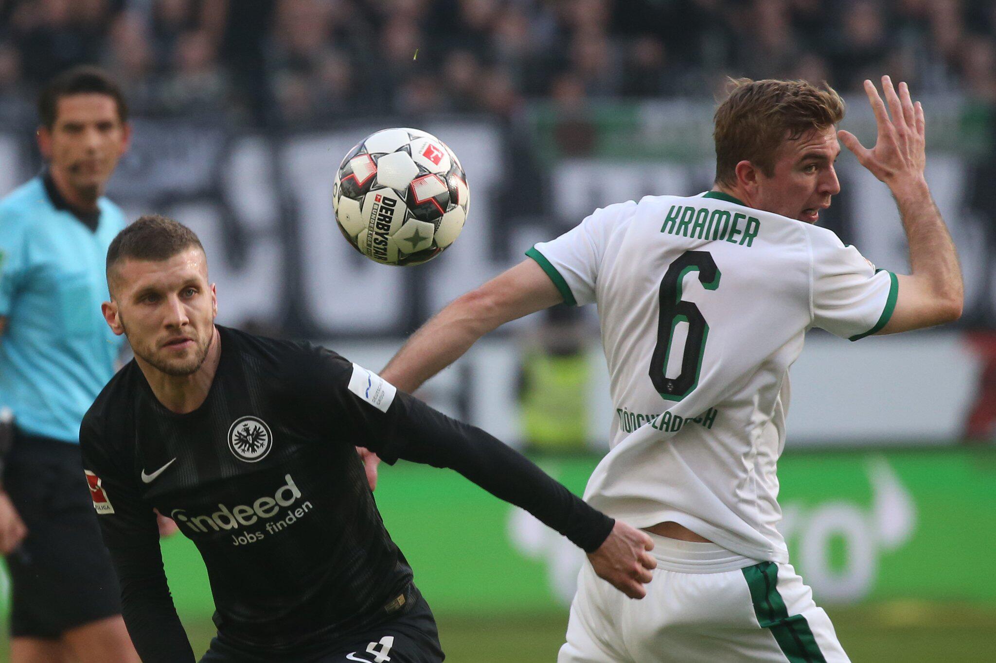 Bild zu Eintracht Frankfurt - Borussia Mönchengladbach