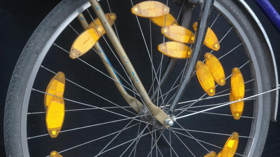 Reflektoren, Fahrrad