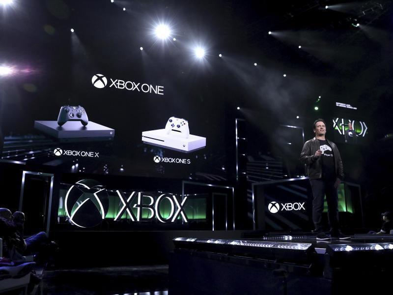 Bild zu Vorstellung der neuen Xbox X