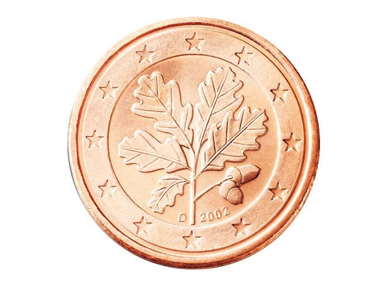 Die Motive Der 1 Cent Münzen Gmxat