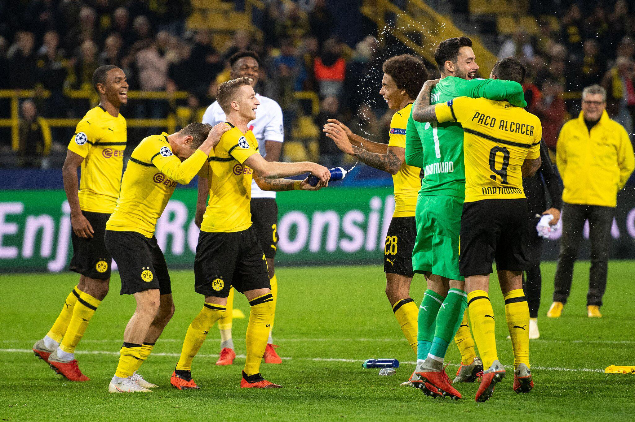 Bild zu Borussia Dortmund - AS Monaco
