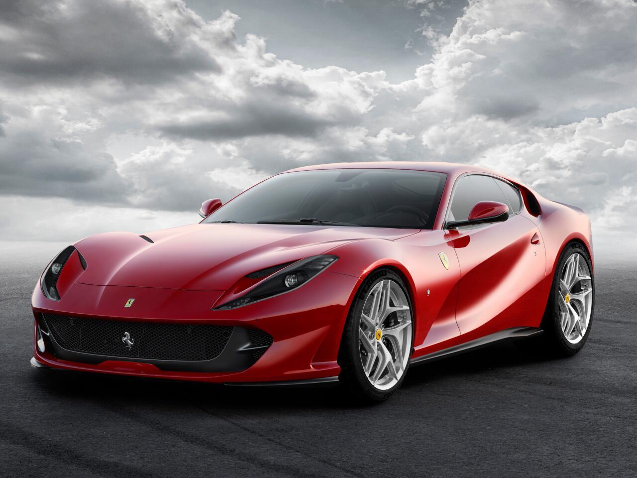 Bild zu Ferraris Familienbande