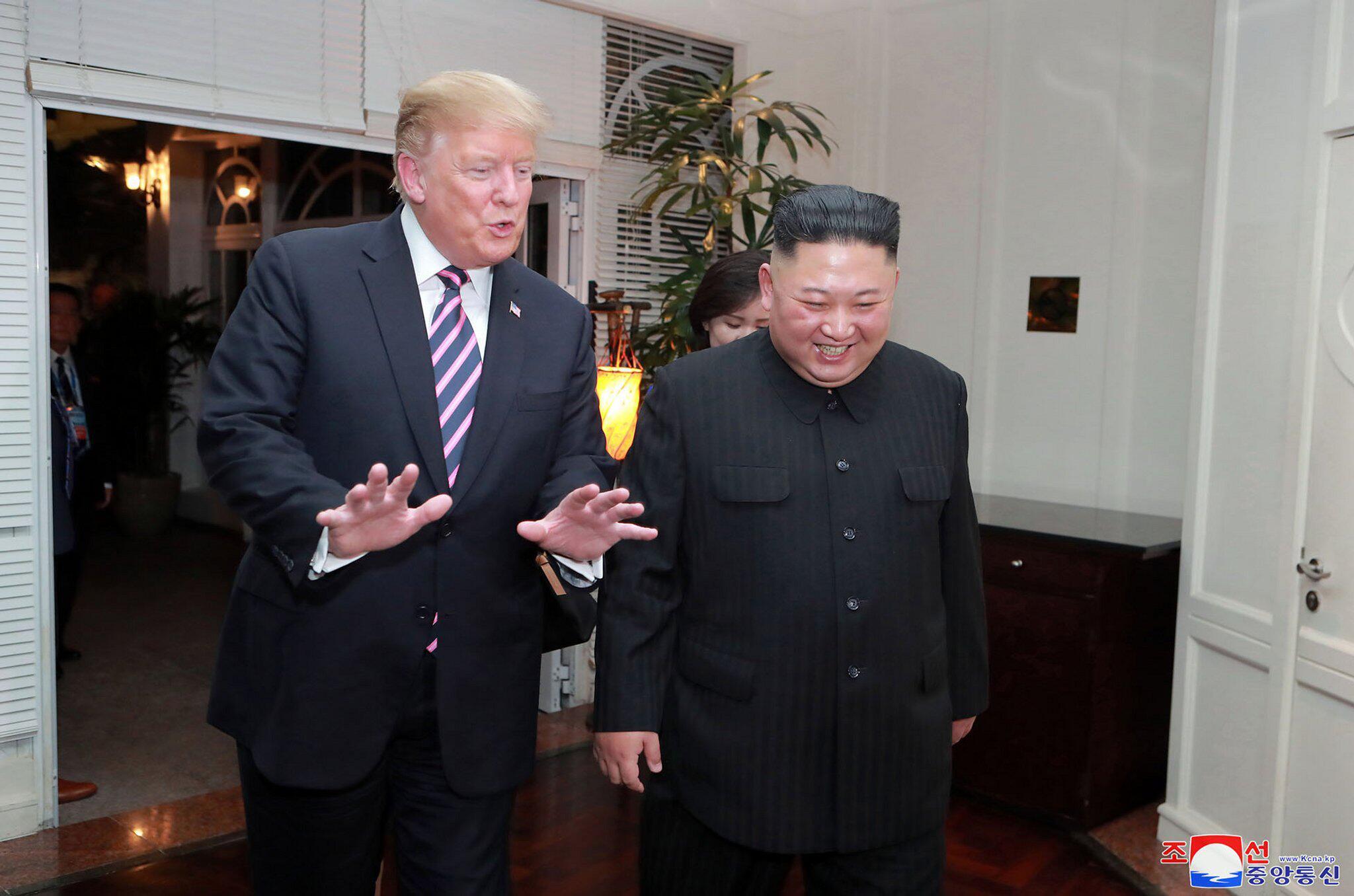 Bild zu USA-Nordkorea Gipfel