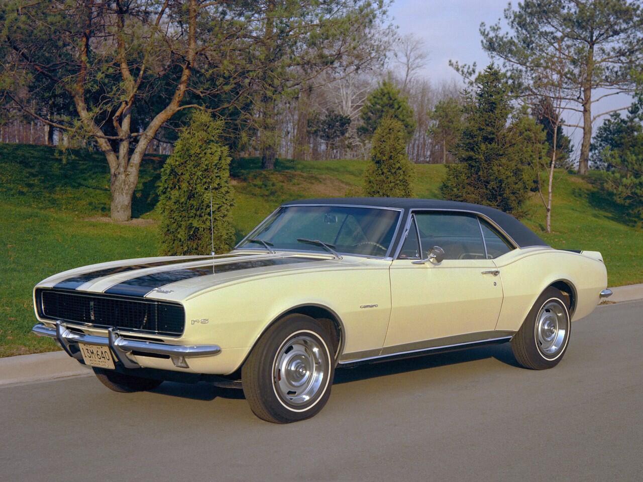 Bild zu Chevrolet Camaro Z28 von 1967