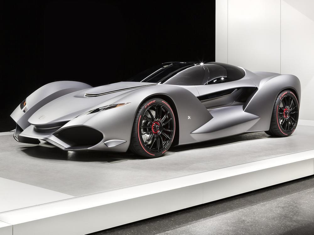 Bild zu Zagato IsoRivolta Vision Gran Turismo