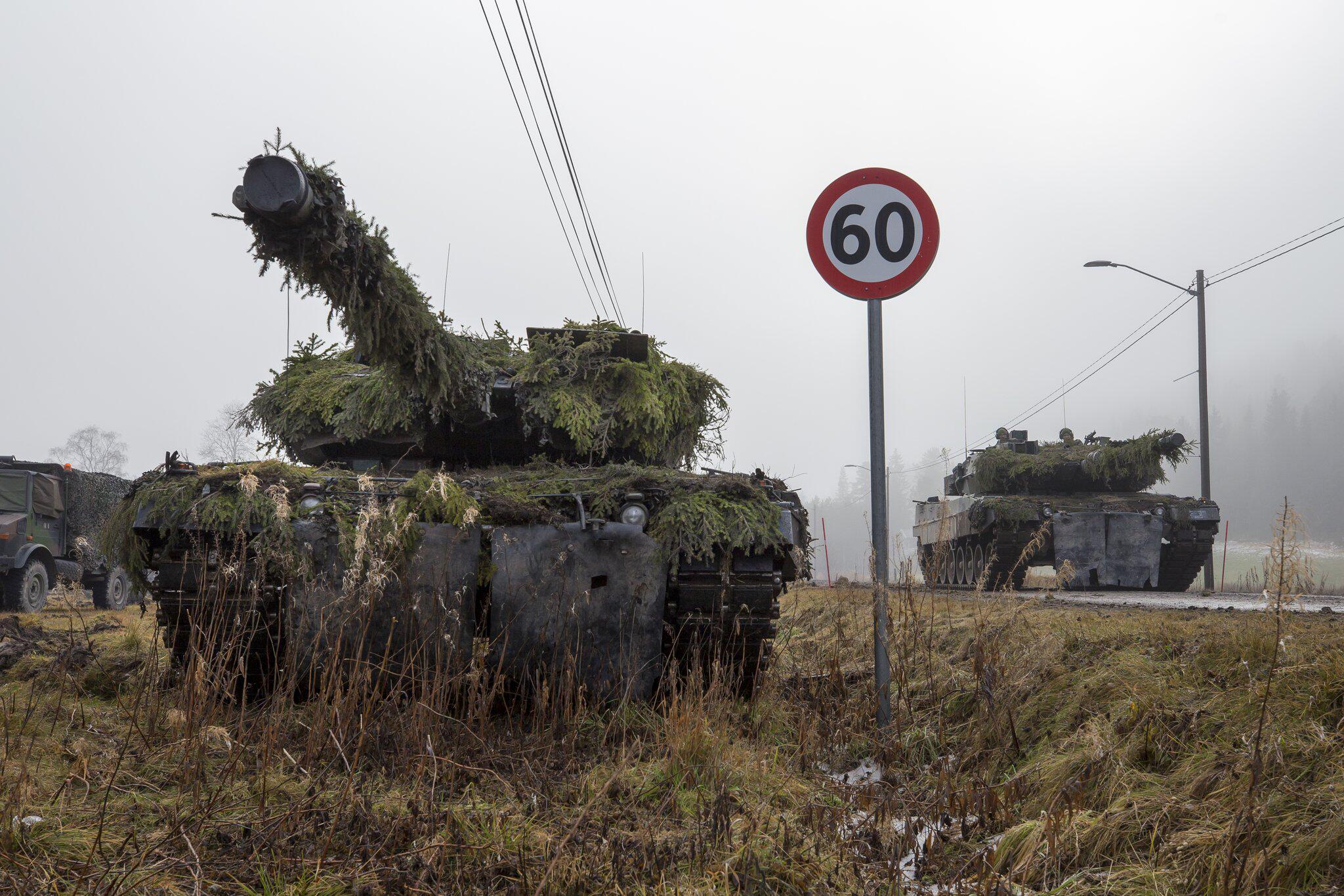 """Bild zu Nato-Großübung """"Trident Juncture"""""""