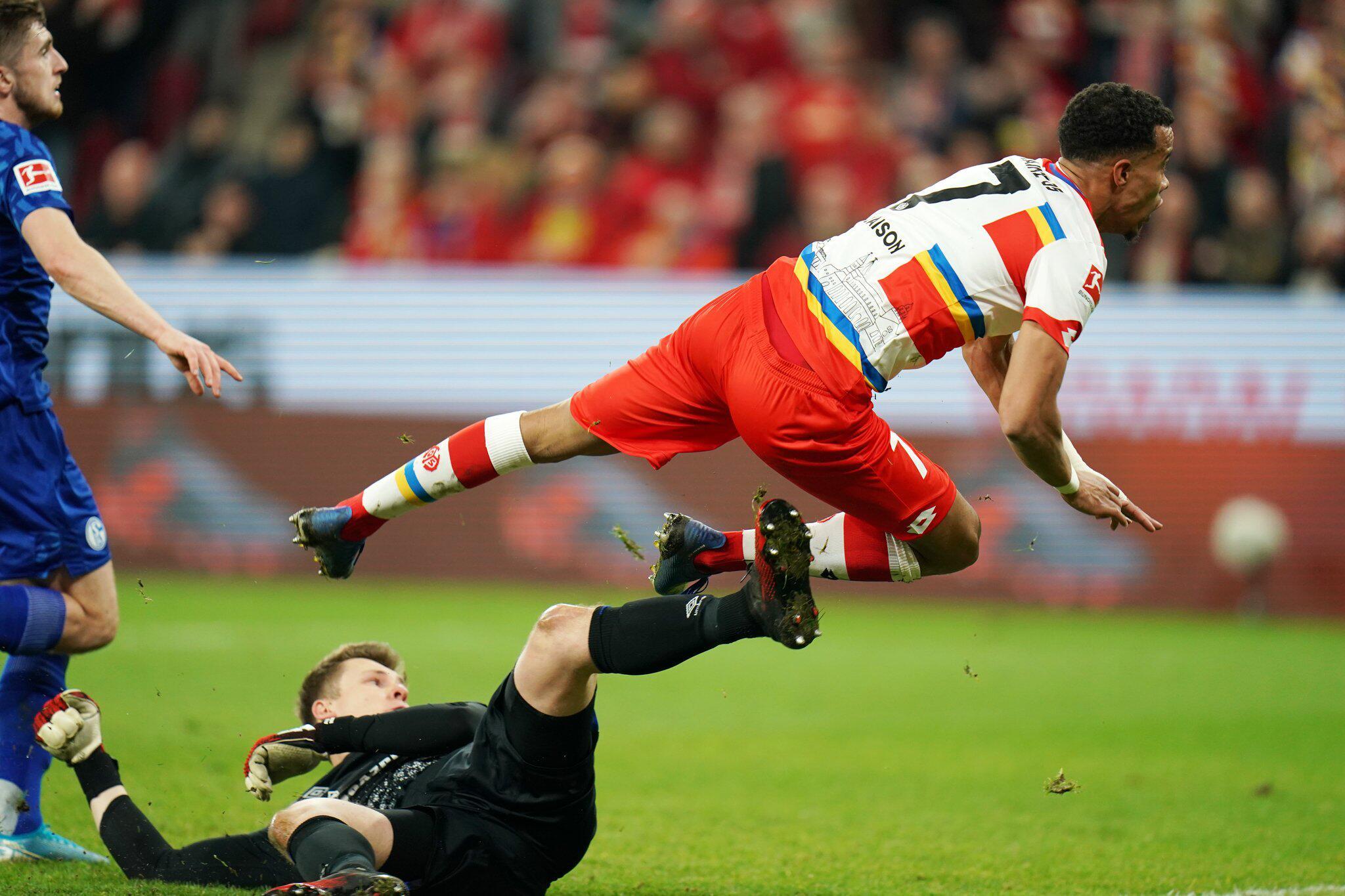 Bild zu FSV Mainz 05 - FC Schalke 04