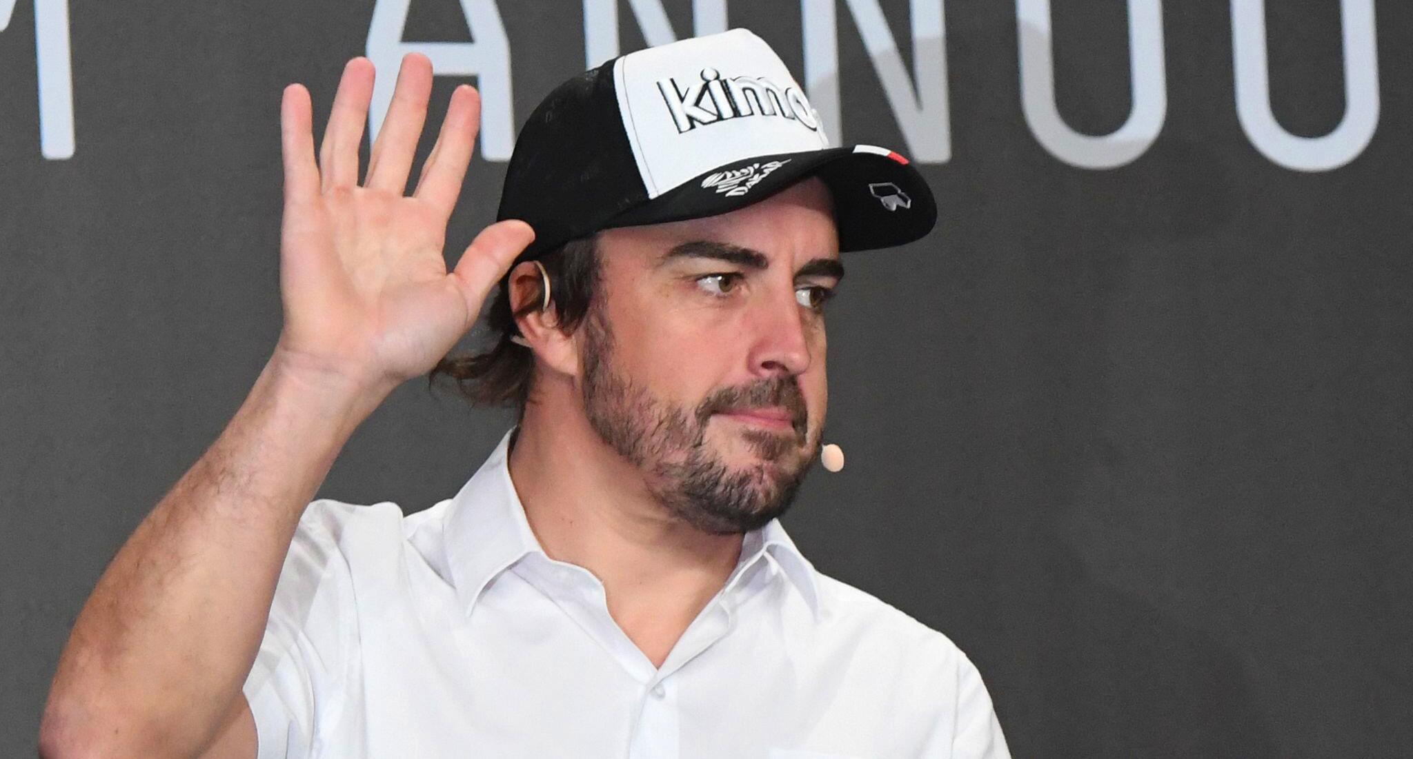 Bild zu Fernando Alonso