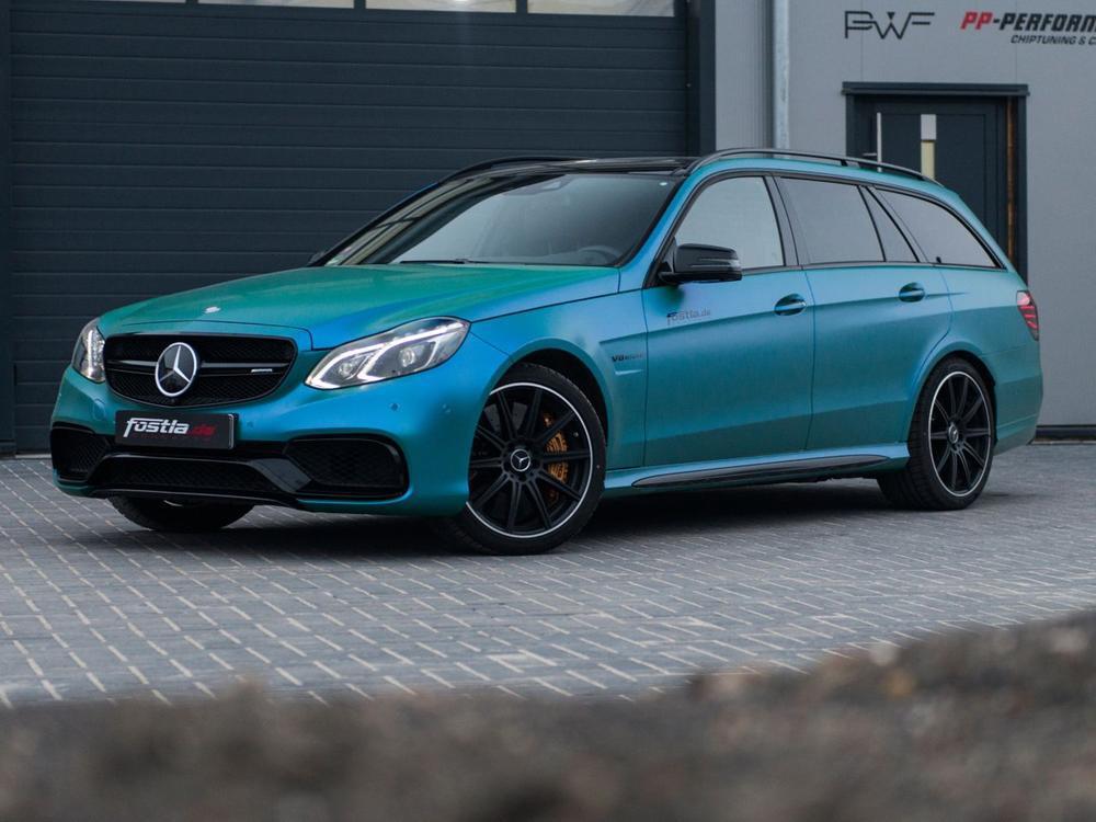 Bild zu Mercedes E-Klasse T-Modell von fostla.de