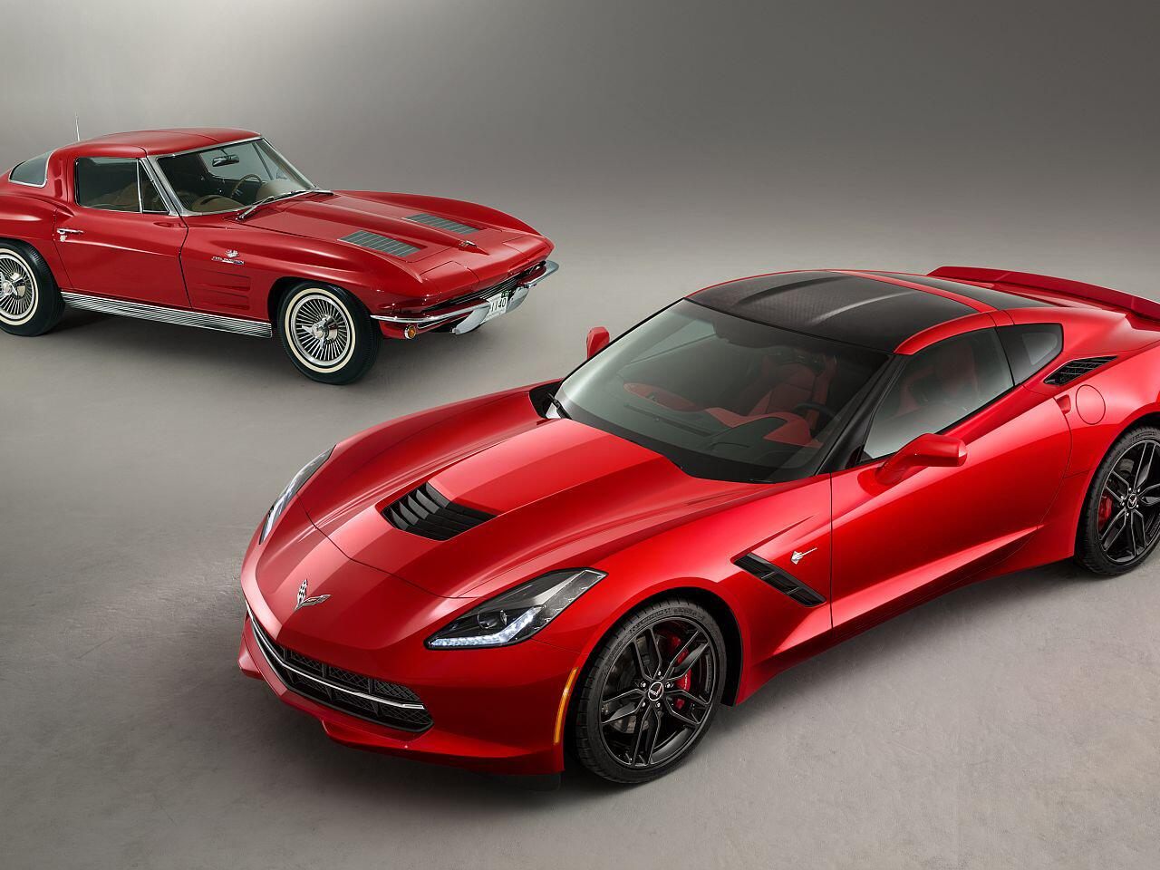 Bild zu Corvette Stingray