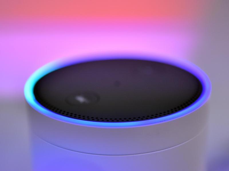 Bild zu Amazon Echo