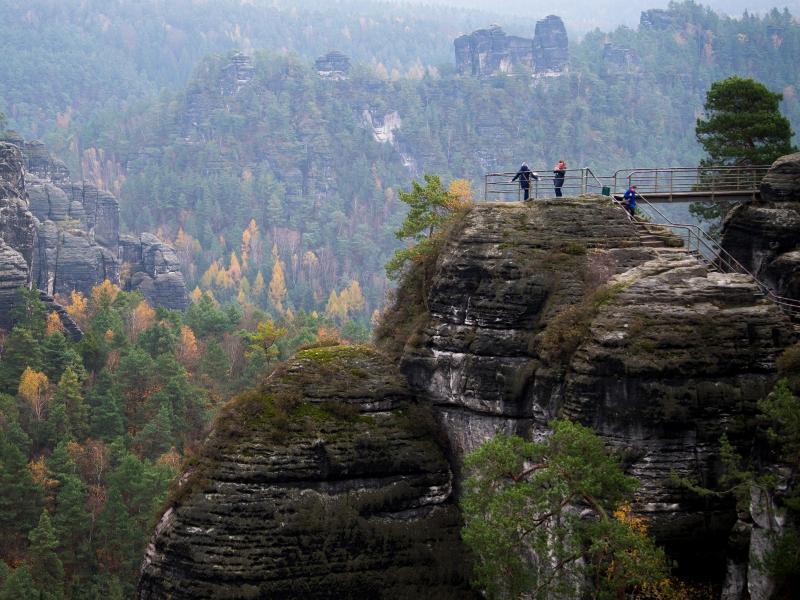 Bild zu Sächsische Schweiz