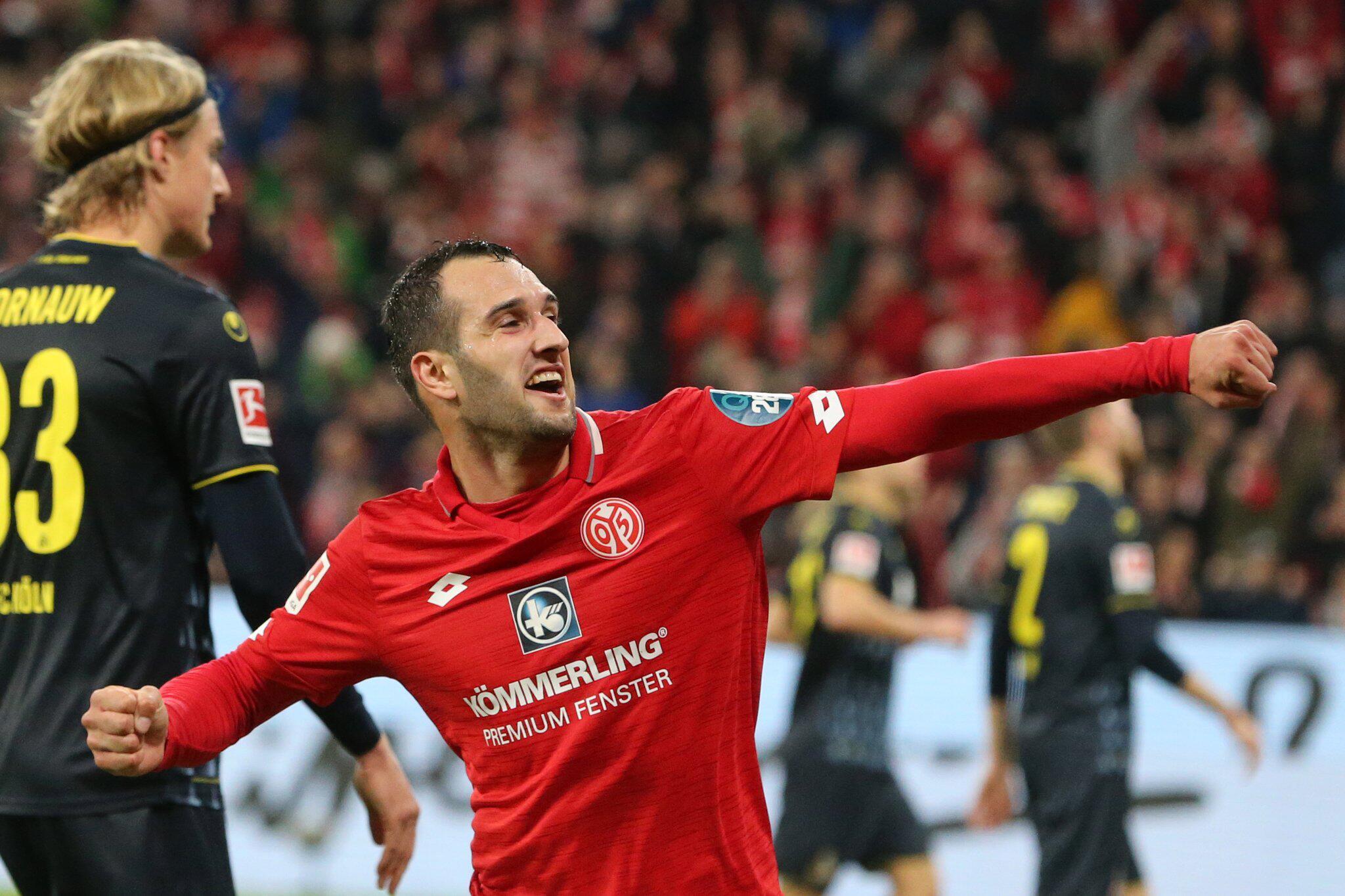 Bild zu FSV Mainz 05 - 1. FC Köln