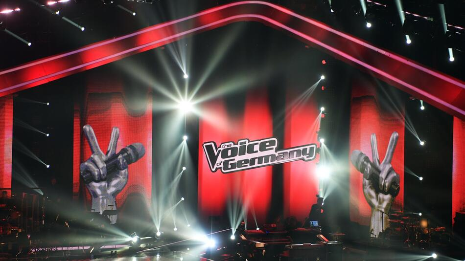 """""""The Voice of Germany"""""""