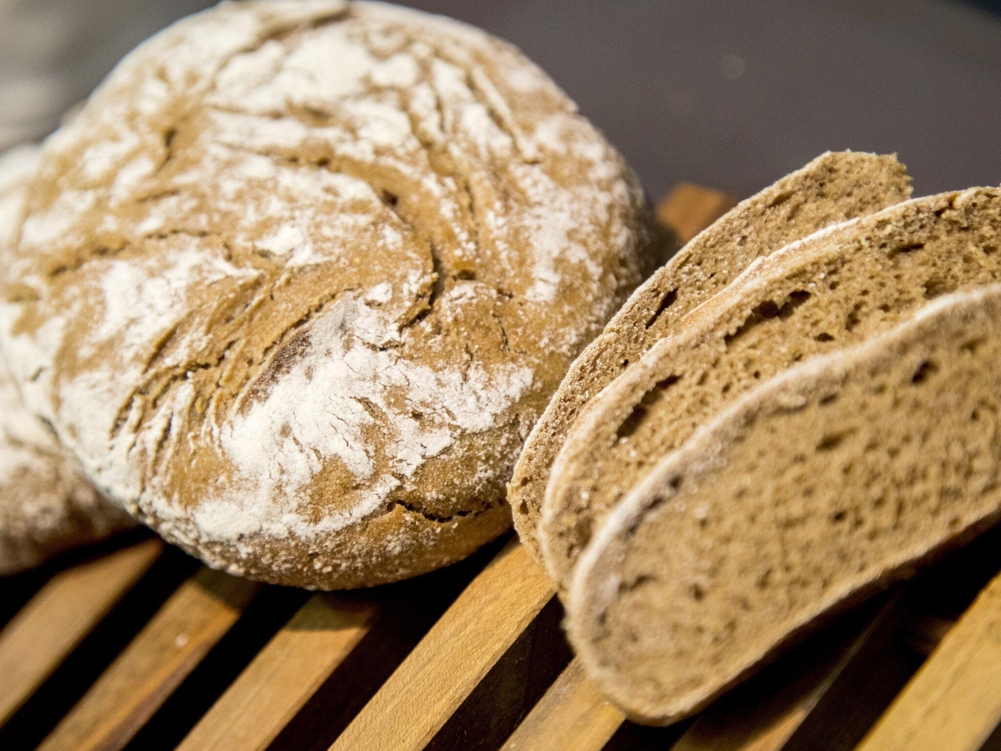 Bild zu Frisch gebackenes Brot