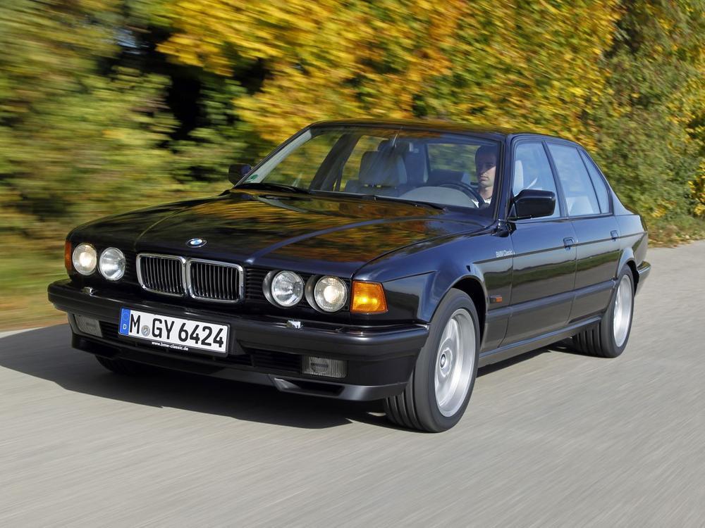 Bild zu BMW 750i (E32)