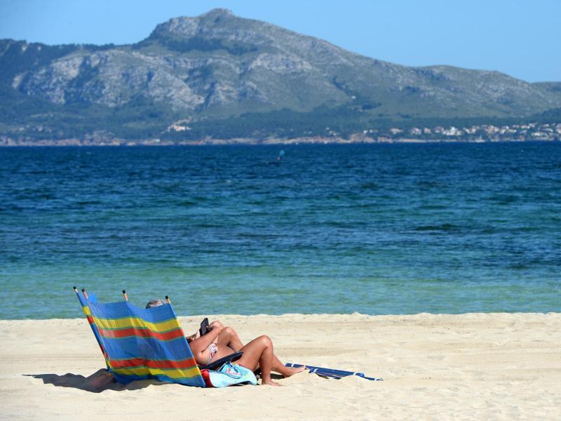 Bild zu Strand von Mallorca