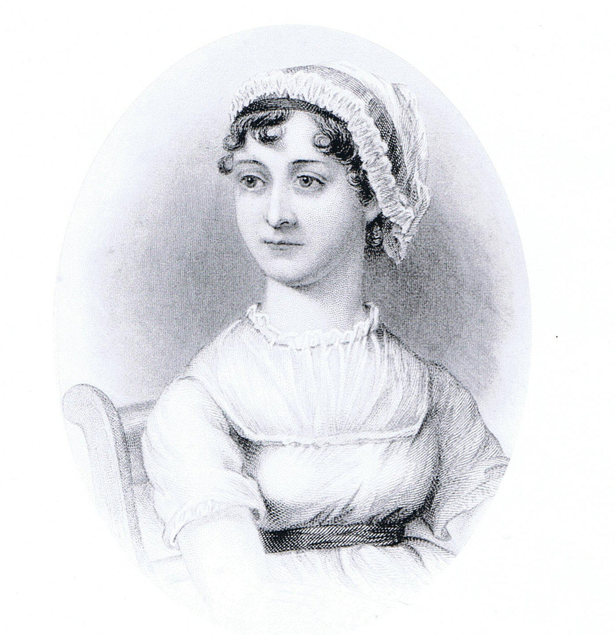 Bild zu Jane Austen, 200. Todestag