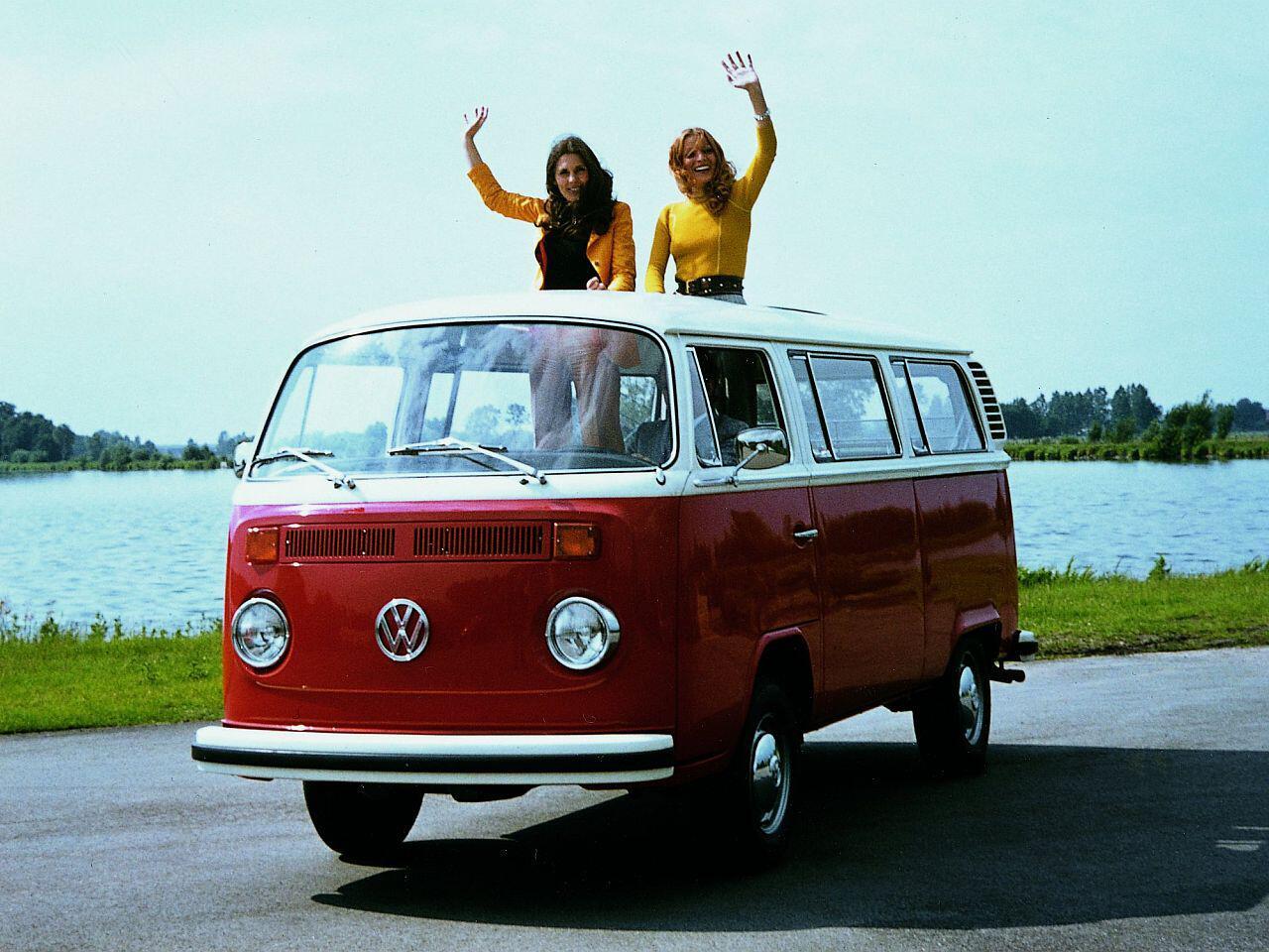 Bild zu VW Typ 2