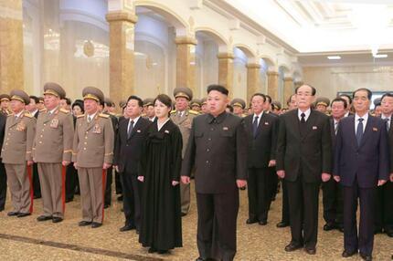 Nordkoreas Führung