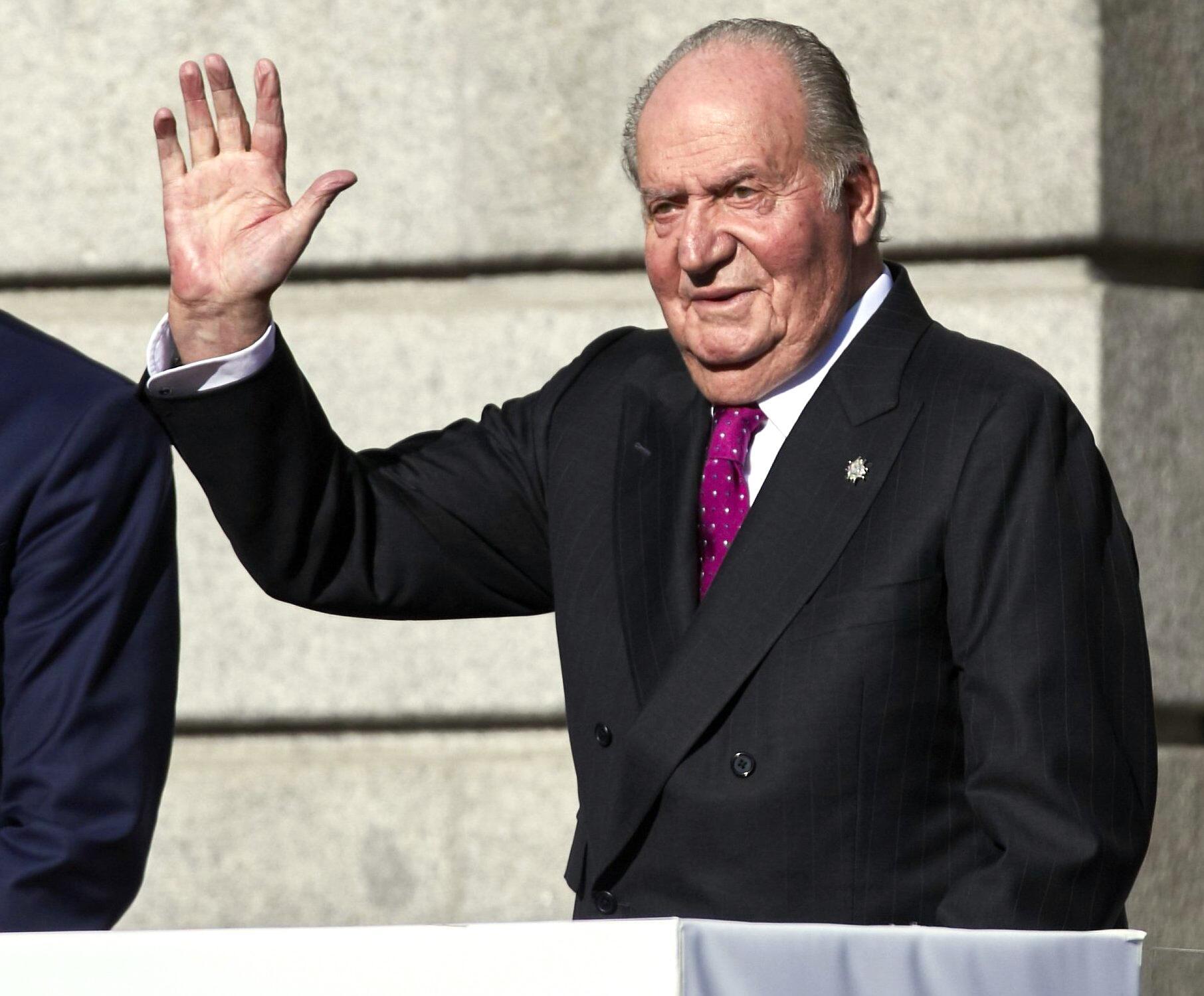 Bild zu Juan Carlos von Spanien