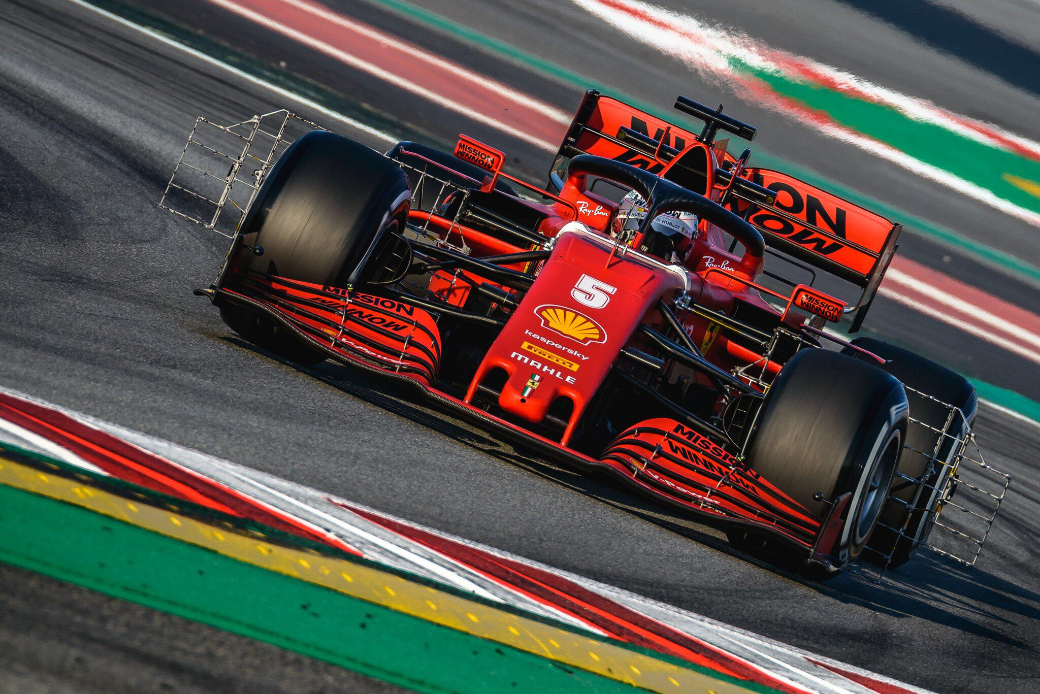 Bild zu Formel 1: Testfahrten vor der neuen Saison