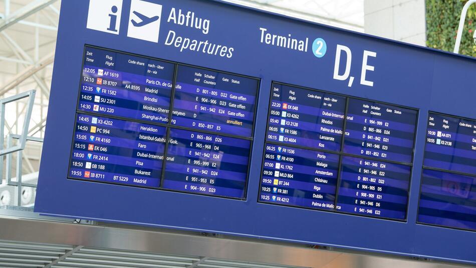 Nach Lockdown - Terminal 2 wieder geöffnet