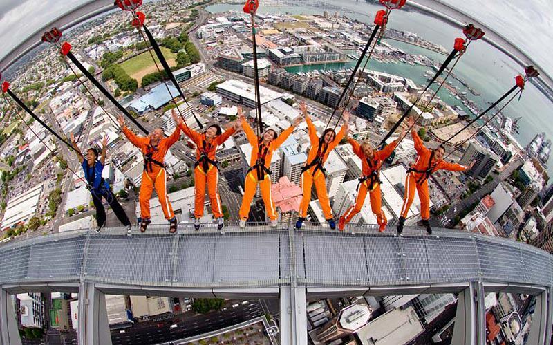 Bild zu Sky Tower Auckland