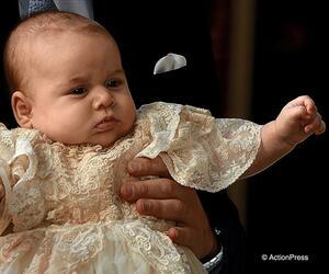 Prinzessin Charlotte wird getauft
