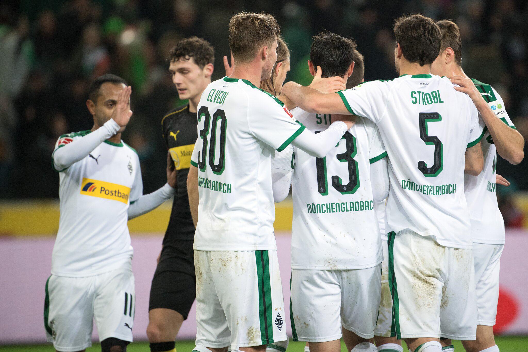 Bild zu Borussia Mönchengladbach - VfB Stuttgart