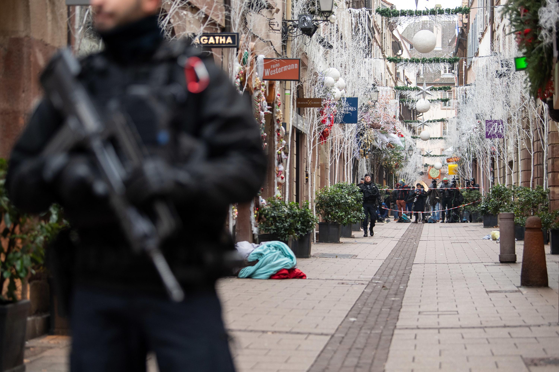 Bild zu Anschlag in Straßburg