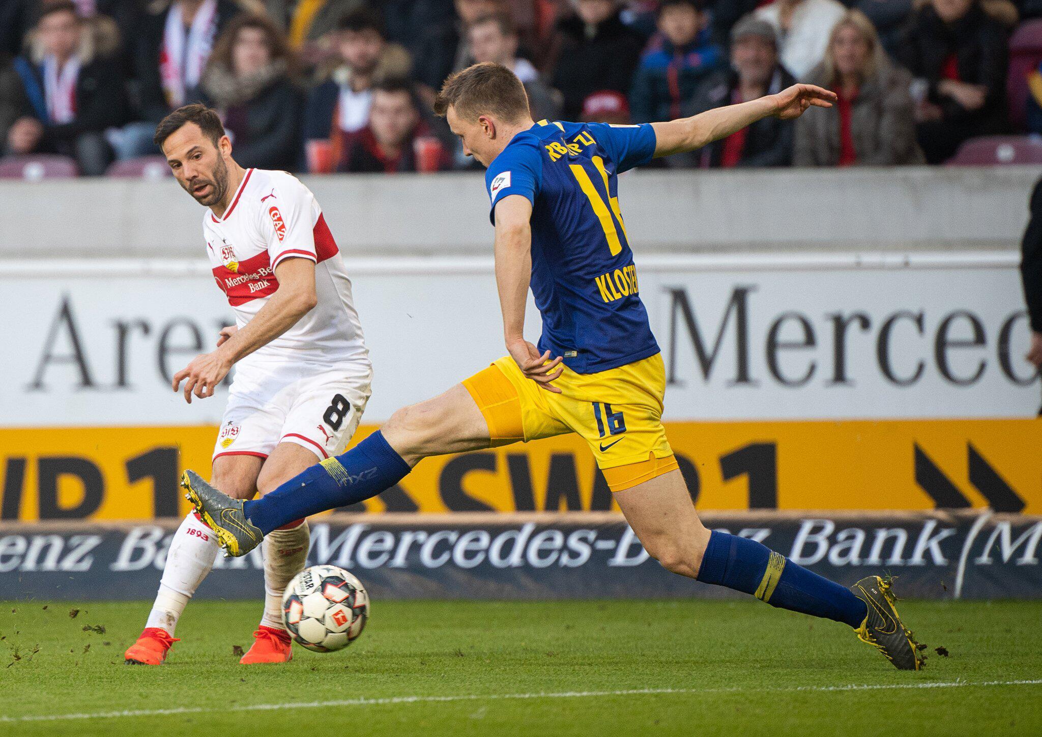 Bild zu VfB Stuttgart - RB Leipzig