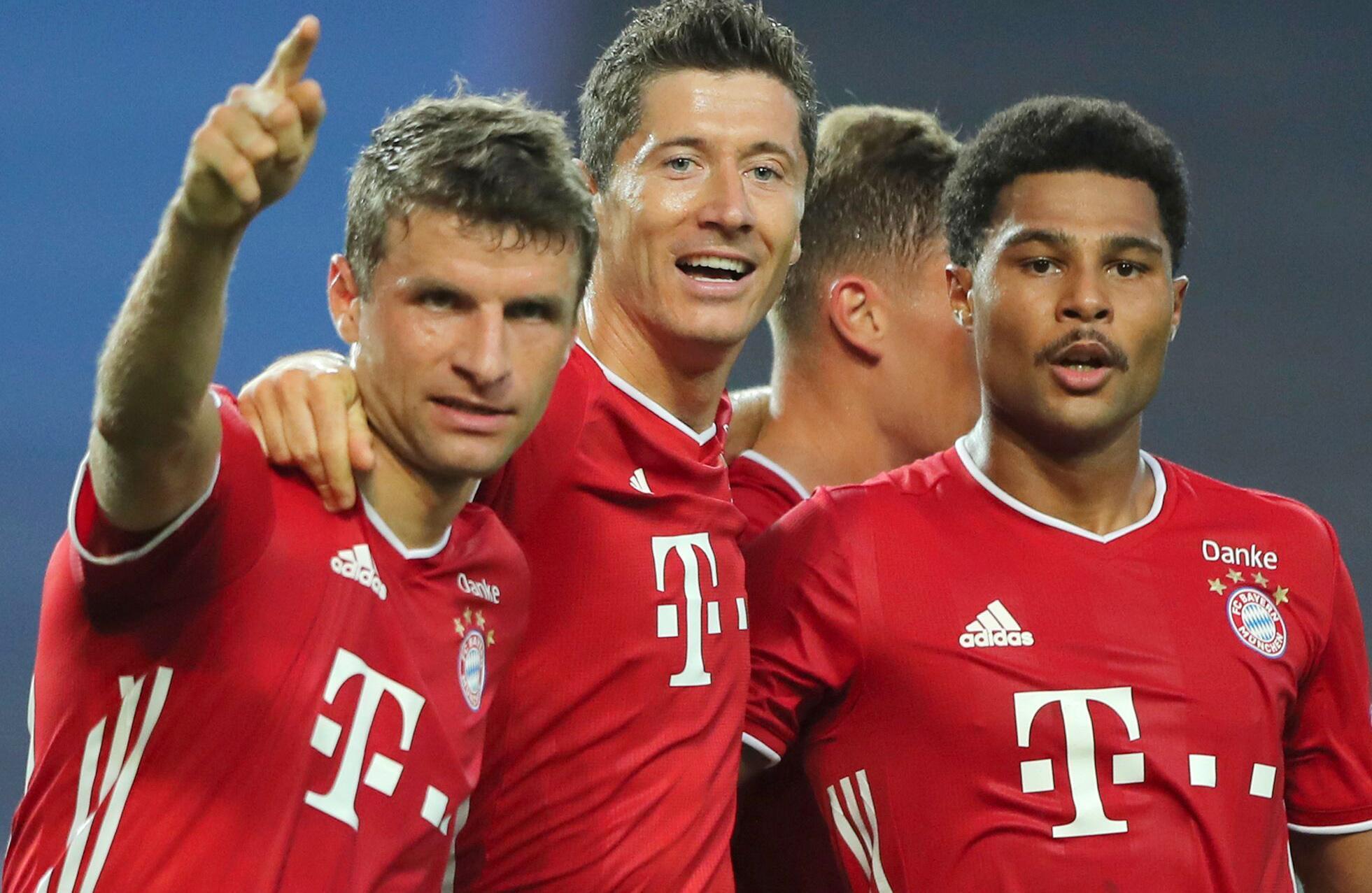 Bild zu Olympique Lyon - Bayern München