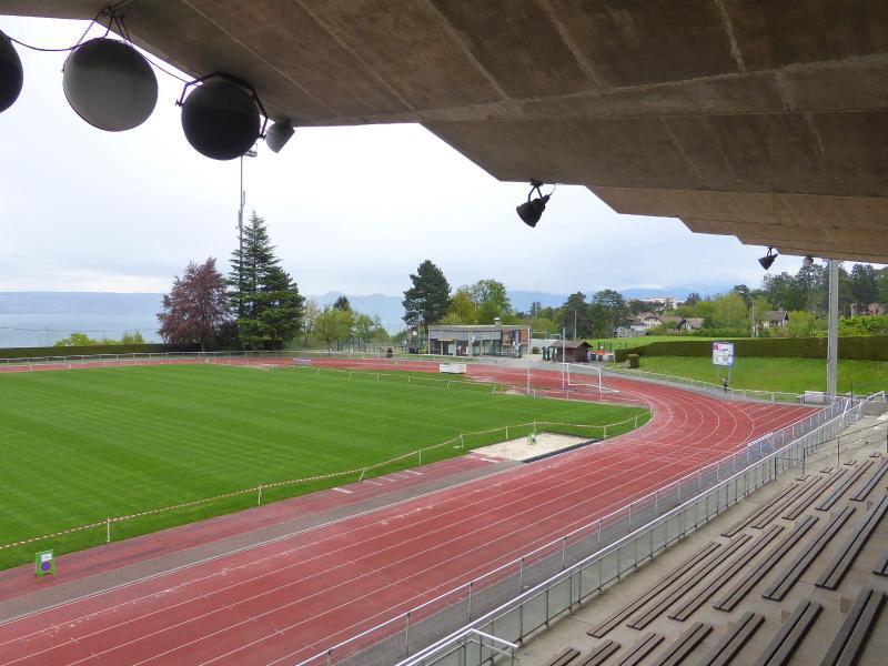 Bild zu Stadion
