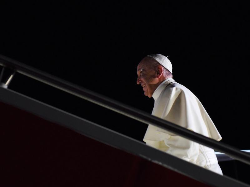 Bild zu Papst