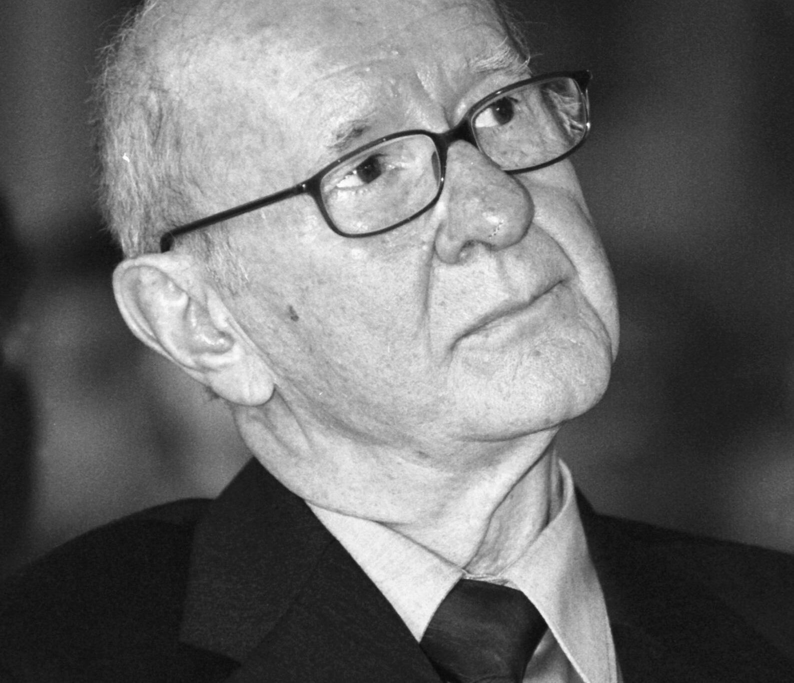 Bild zu Schriftsteller Werner Heiduczek im Alter von 92 Jahren gestorben