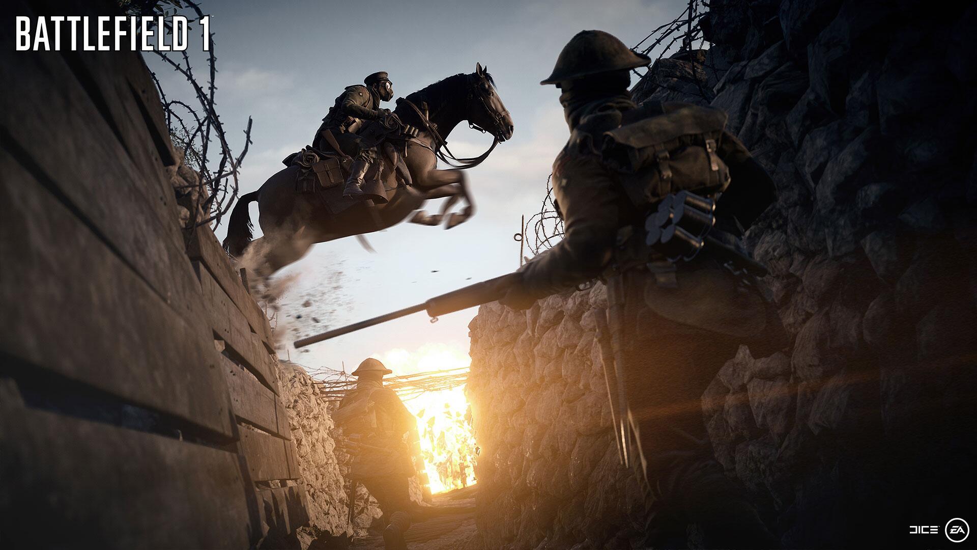 Bild zu Battlefied 1