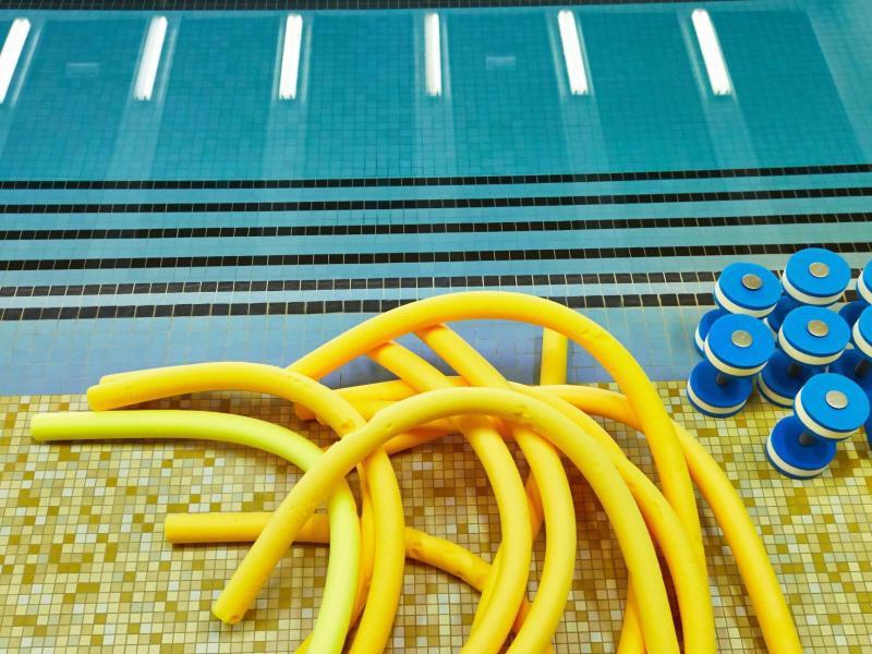 Bild zu Hilfsmittel fürs Aqua-Training
