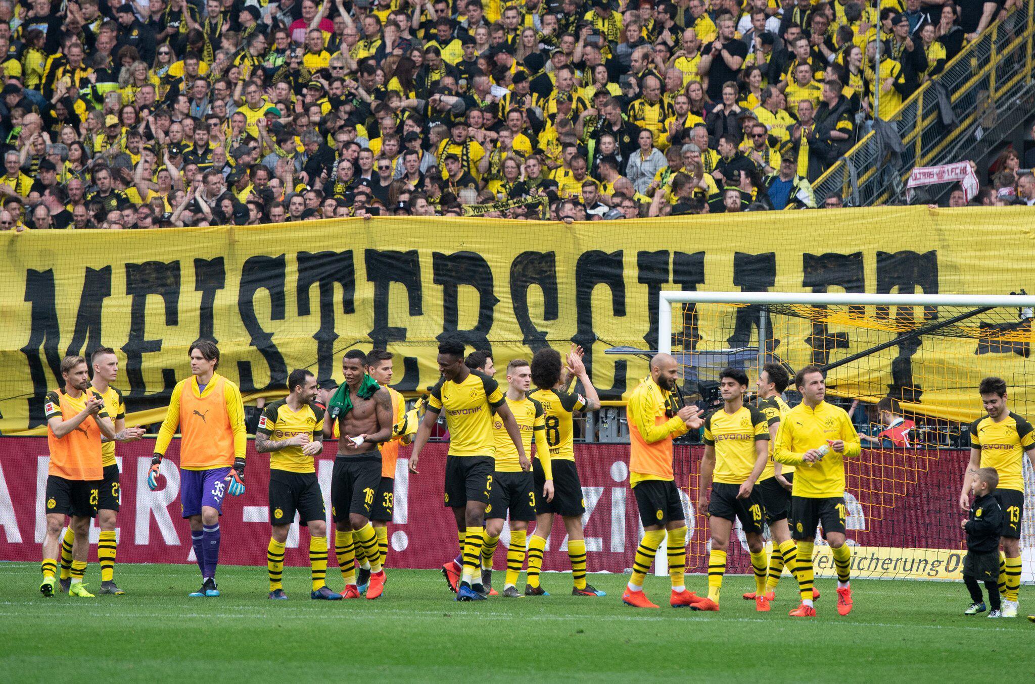 Bild zu Borussia Dortmund - VfL Wolfsburg