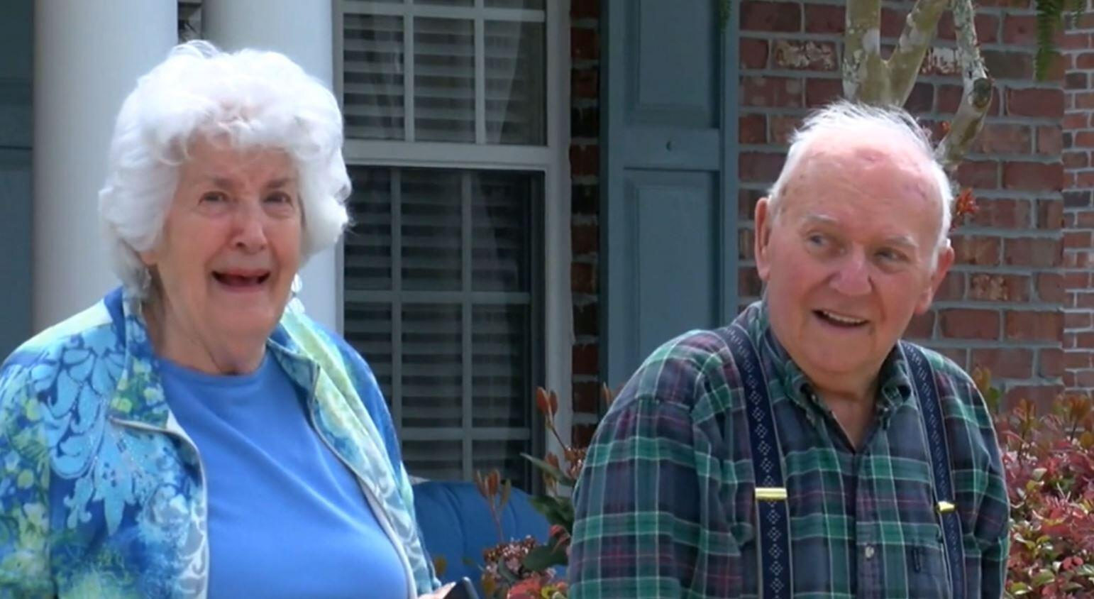 Bild zu Mann, Rentner, Ehefrau