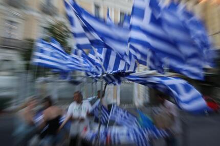 Griechen sagen «Nein»