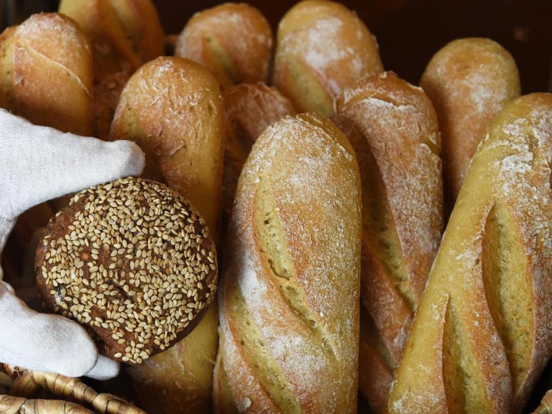 Bild zu Brote und Brötchen
