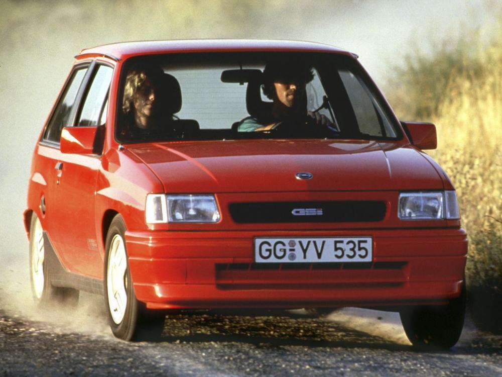 Bild zu Opel Corsa GSi