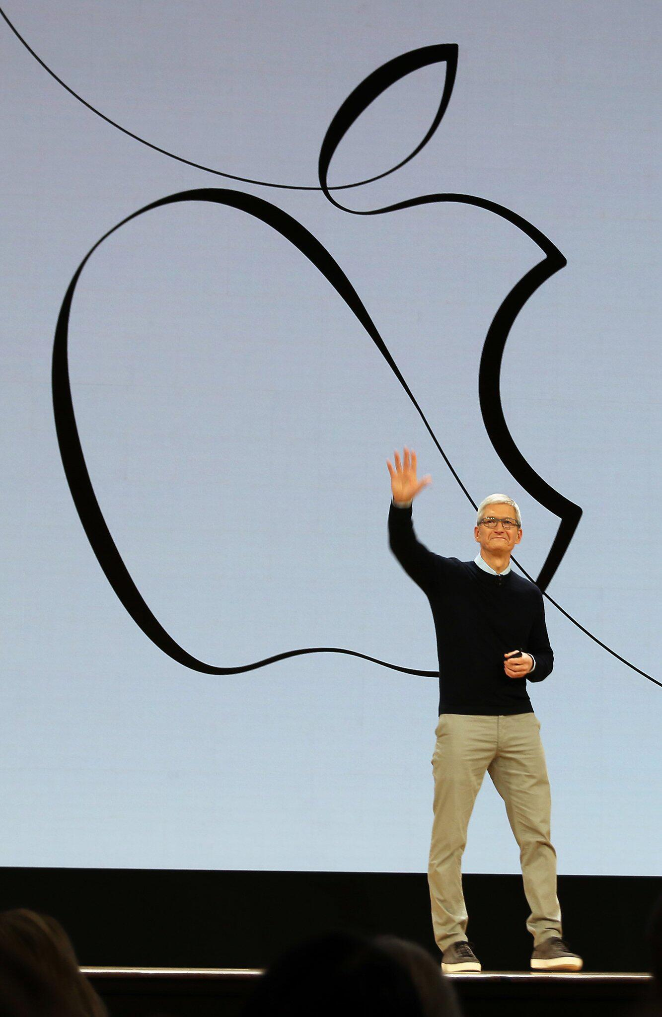 Bild zu Apple - Tim Cook